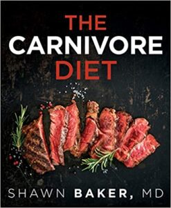 the carnivore diet cover